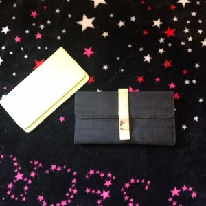 Two Kenneth Cole wallets